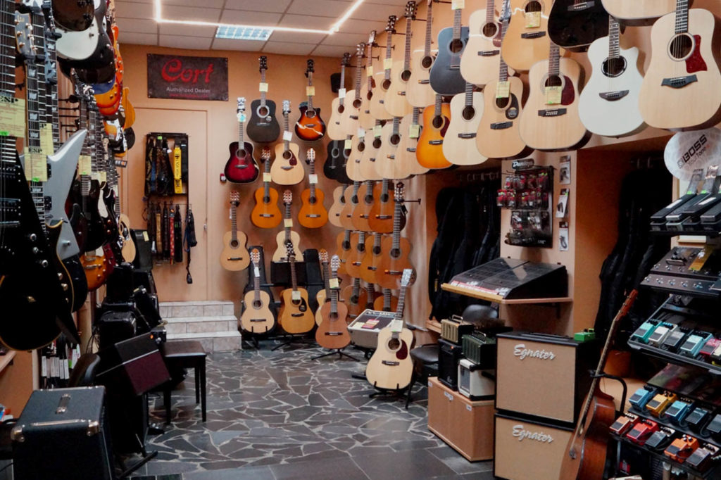 Бизнес идея музыкальный магазин