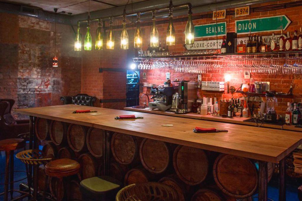 Бизнес идея винный бар