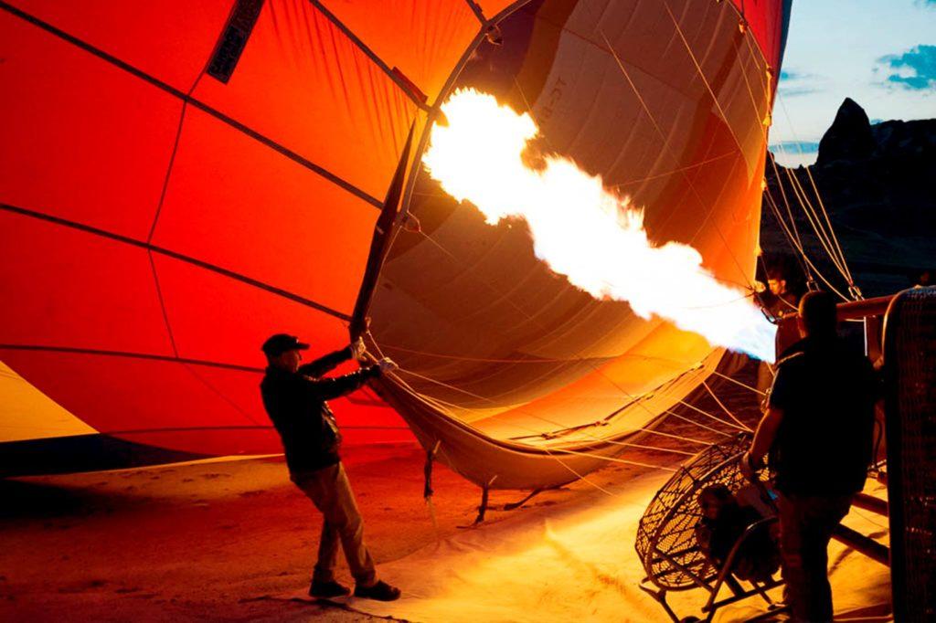 Бизнес идея полеты на воздушном шаре