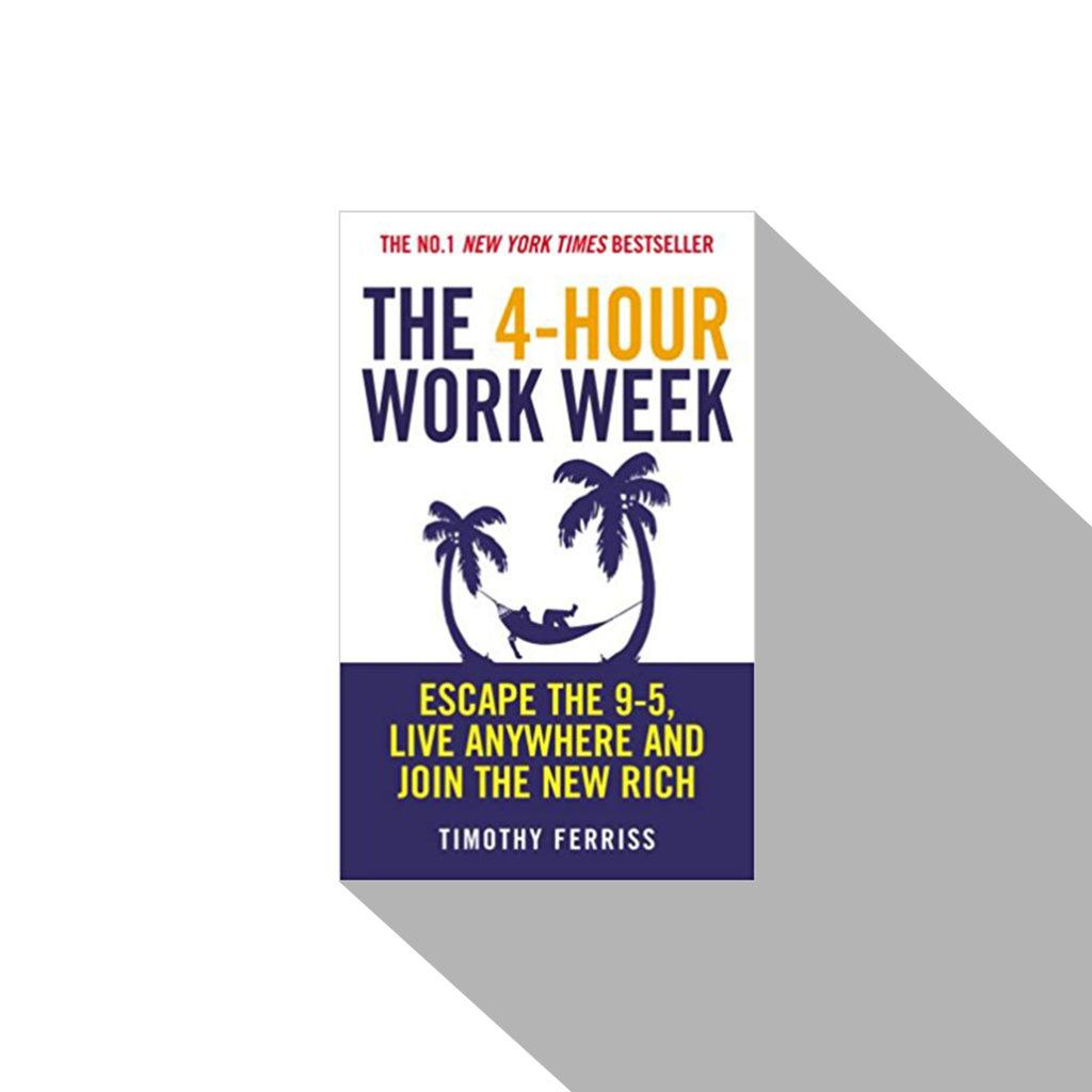 4-х часовая рабочая неделя скачать, Тимоти Феррис читать