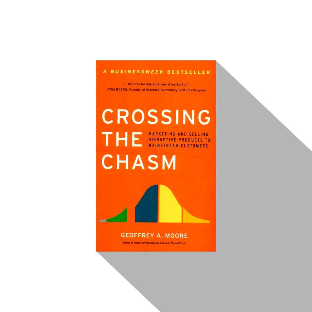 «Crossing the Chasm» Geoffrey A. Moore, Книги про бизнес, книги по бизнесу, книги для руководителей, бизнес книги