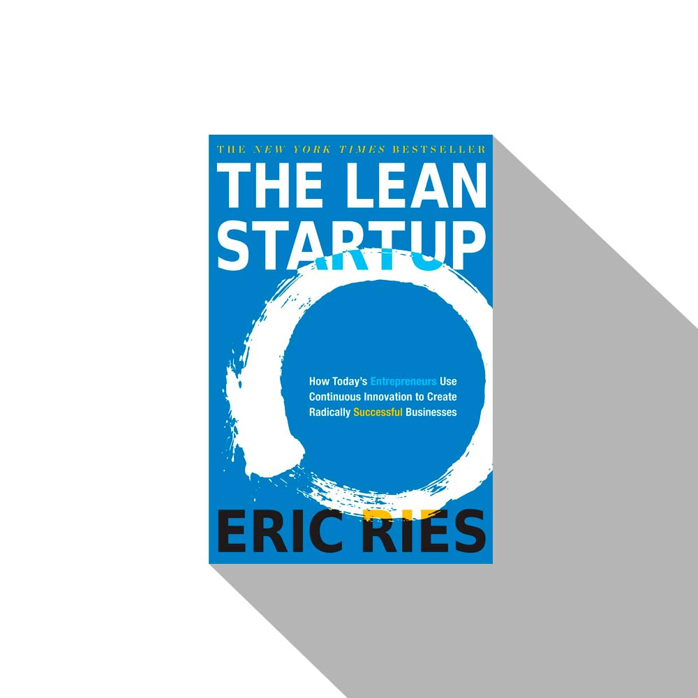 «The Lean Startup: How Today's Entrepreneurs Use Continuous Innovation to Create Radically Successful Businesses» Eric Ries, Книги про бизнес, книги по бизнесу, книги для руководителей, бизнес книги