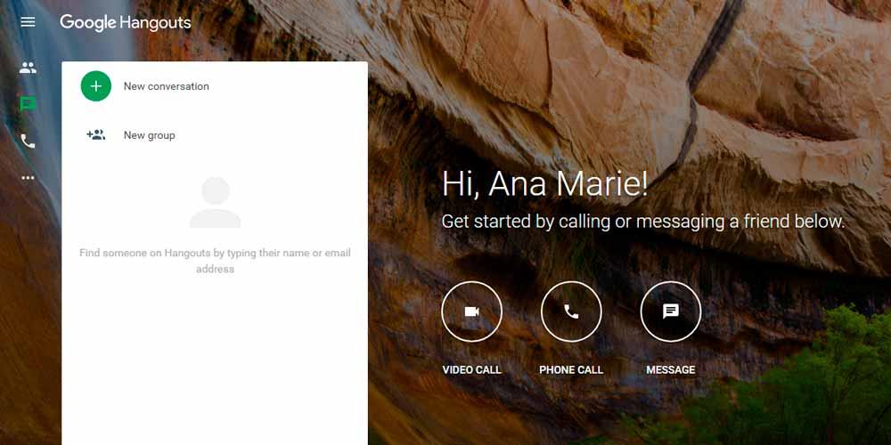 Google Hangouts обзор приложения, цены Google Hangouts, Hangouts для бизнеса