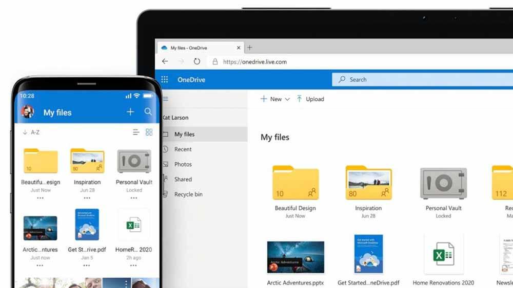 Обзор Microsoft OneDrive, приложения для малого бизнес, бизнес Microsoft OneDrive, преимущества OneDrive