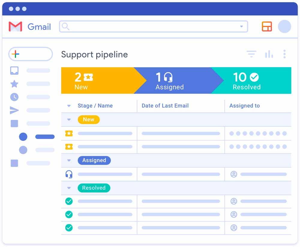 Streak для Gmail для организации бизнеса. цены на Streak для Gmail, бизнес приложения